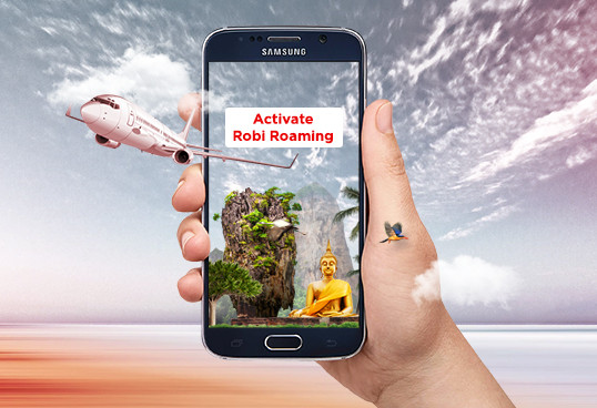 How To Activate Robi Roaming